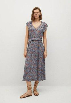 Mango - Robe d'été - azul