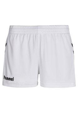 Hummel - CORE - Korte sportsbukser - white