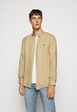 Polo Ralph Lauren - LONG SLEEVE - Camicia - coastal beige