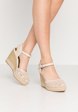 Refresh - High Heel Pumps - beige