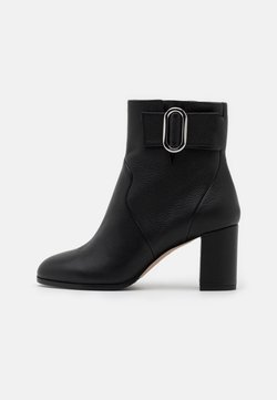 HUGO - PIPER BOOTIE - Stiefelette - black
