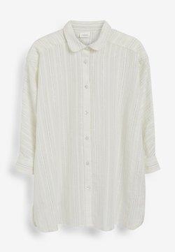 Next - Blusenkleid - white