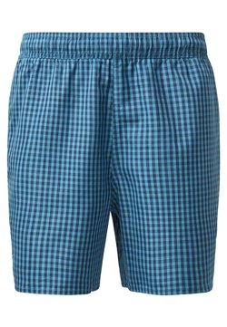 adidas Performance - CHECK CLX SWIM SHORTS - Szorty kąpielowe - blue