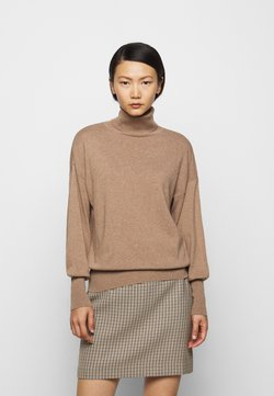 STUDIO ID - TURTLE NECK - Trui - camel