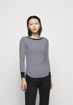 Lauren Ralph Lauren - Langarmshirt - french navy/white