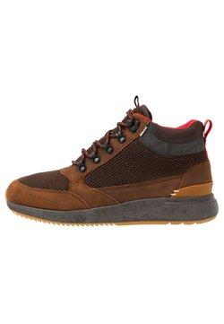 TOMS - SKULLY - Sneaker high - brown