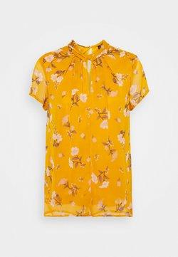 Vero Moda - VMZALLIE  - T-Shirt print - chai tea/zallie