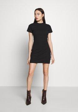 Even&Odd Petite - Vestido informal - black