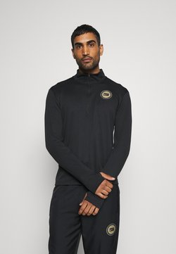 Nike Performance - PACER  - Funktionsshirt - black/silver