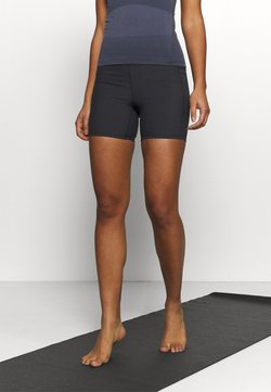 Cotton On Body - POCKET BIKE SHORT - Medias - black