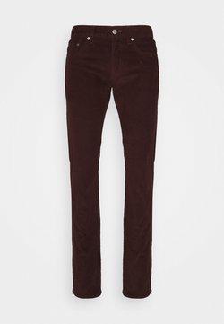 J.CREW - PANTS - Pantalon classique - ripe plum