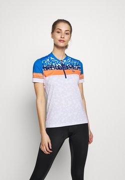 Ziener - NELSA - T-Shirt print - white