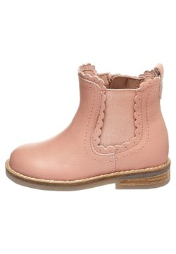 Next - CHELSEA SCALLOP  - Stiefelette - pink
