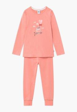 Sanetta - KIDS PYJAMA LONG - Pyjama - peach