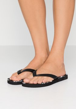 Versace Jeans Couture - Teenslippers - nero