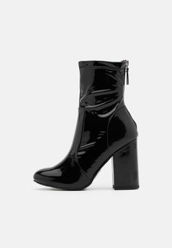 New Look - COSY - High Heel Stiefelette - black