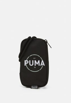 Puma - BASKETBALL NECK WALLET - Sac bandoulière - puma black