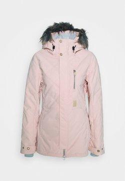 Rojo - MIKA JACKET - Snowboardjacka - misty rose