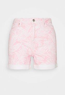 Tommy Hilfiger - ROME MIKKI - Shorts vaqueros - pastel pink
