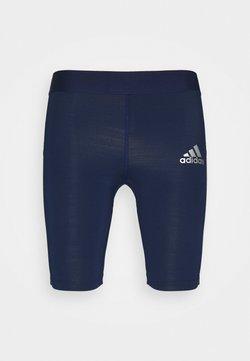 adidas Performance - TECH FIT TIGHT - Bokserit - team navy blue
