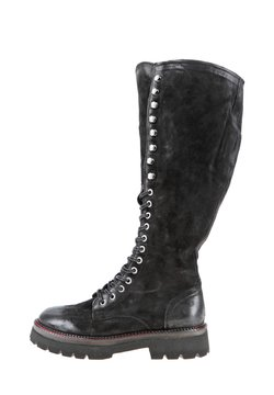 A.S.98 - Plateaustiefel - nero