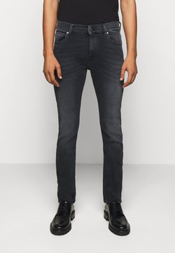 7 for all mankind - RONNIE  - Slim fit jeans - black