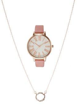 Anna Field - Reloj - rose