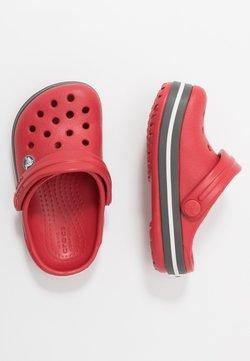 Crocs - CROCBAND - Badslippers - pepper/graphite
