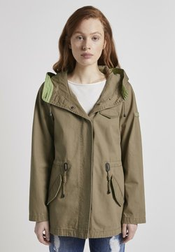 TOM TAILOR DENIM - Parka -  sand/beige