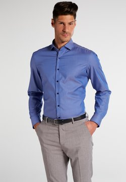 Eterna - SLIM FIT - Businesshemd - blue denim