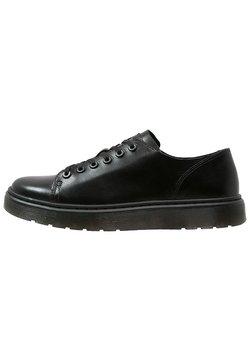 Dr. Martens - DANTE - Sznurowane obuwie sportowe - black