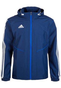 adidas Performance - TIRO - Regnjacka - dark blue