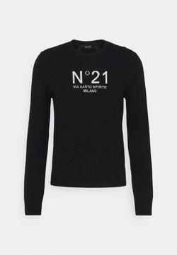 N°21 - Neule - black
