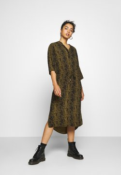 Soaked in Luxury - ZAYA DRESS - Freizeitkleid - olive