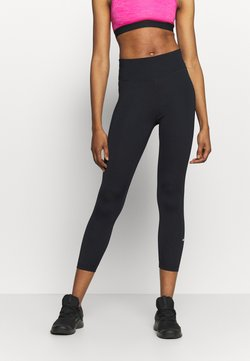 Nike Performance - ONE CROP - Tights - black