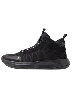 Jordan - JUMPMAN 2020 - Chaussures de basket - black/metallic silver/anthracite/electric green