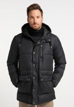 DreiMaster - Winterjacke - schwarz
