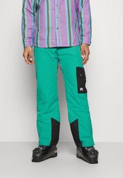 OOSC - FRESH POW PANT  - Snow pants - green