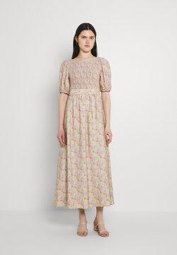 EDITED - KARINA DRESS - Maxikleid - multi-coloured