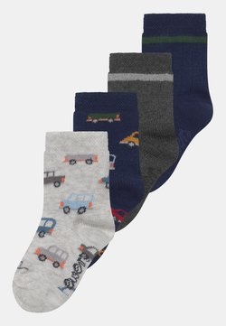 Ewers - TRANSPORT 4 PACK - Calcetines - multi-coloured