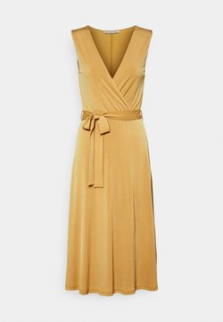 Anna Field - Sukienka z dżerseju - light yellow