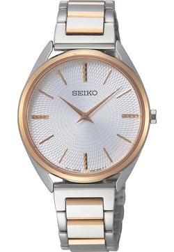 Seiko - DAMEN - Uhr - silver-coloured