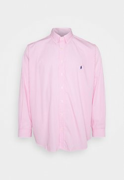 Polo Ralph Lauren Big & Tall - NATURAL - Hemd - pink/white