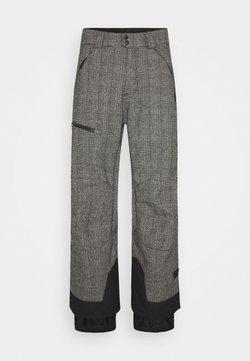O'Neill - XPLR PANTS - Pantaloni da neve - white/black