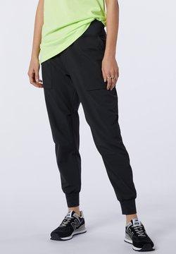 New Balance - Jogginghose - black