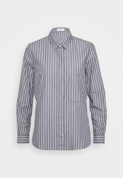 CLOSED - HAILEY - Hemdbluse - light grey melange