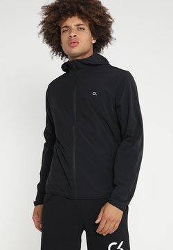Calvin Klein Performance - JACKET - Windbreaker - black