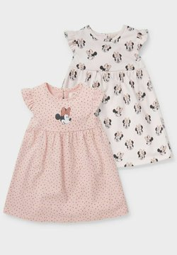 C&A - PACK OF 2 - Jerseykleid - rose