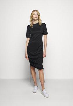 HUGO - NAKRIS - Vestido ligero - black