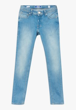 Jack & Jones Junior - JJILIAM JJORIGINAL AGI JR - Slim fit jeans - blue denim